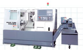 CNCターニングセンタ